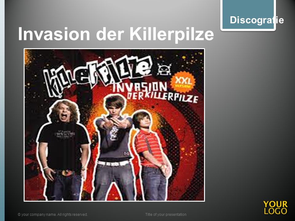 Invasion der Killerpilze