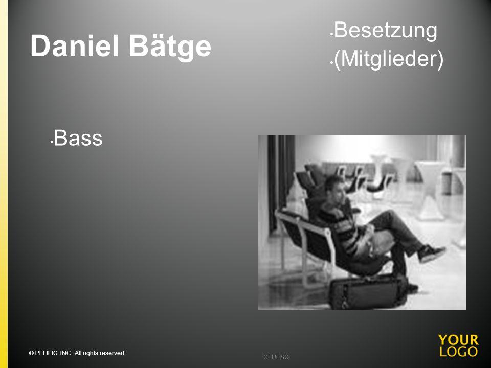 Daniel Bätge Besetzung (Mitglieder) Bass Going into detail