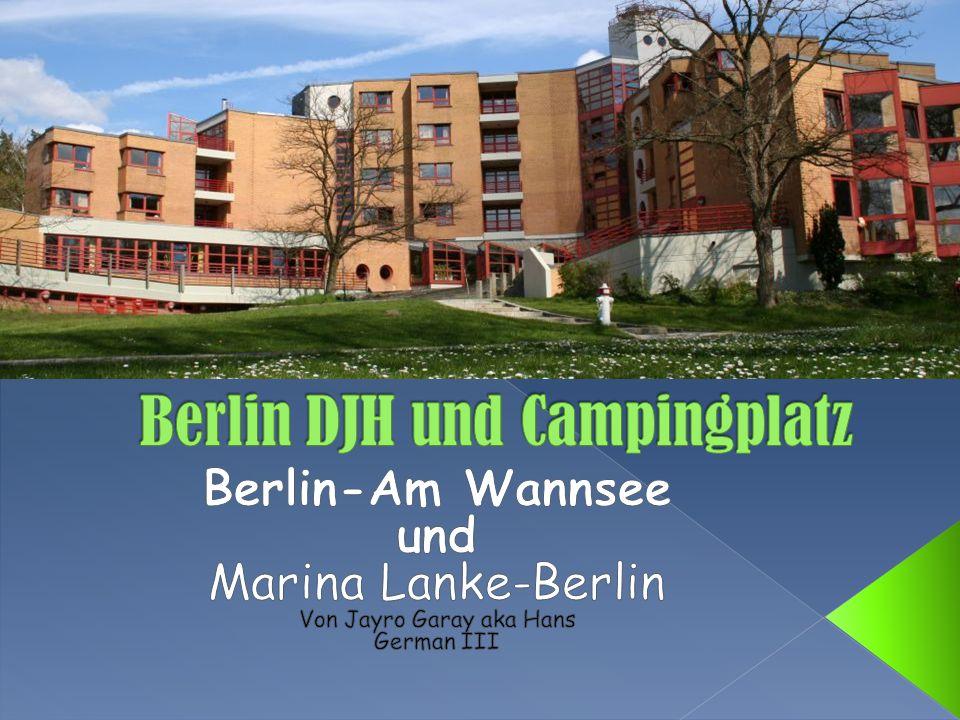 Berlin DJH und Campingplatz