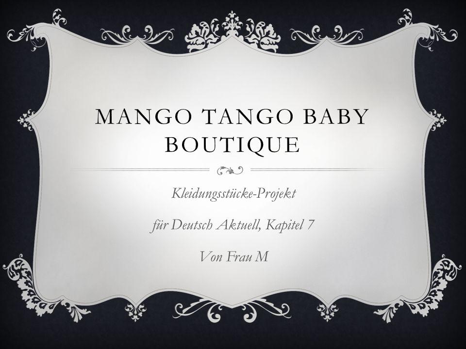 Mango tango baby boutique