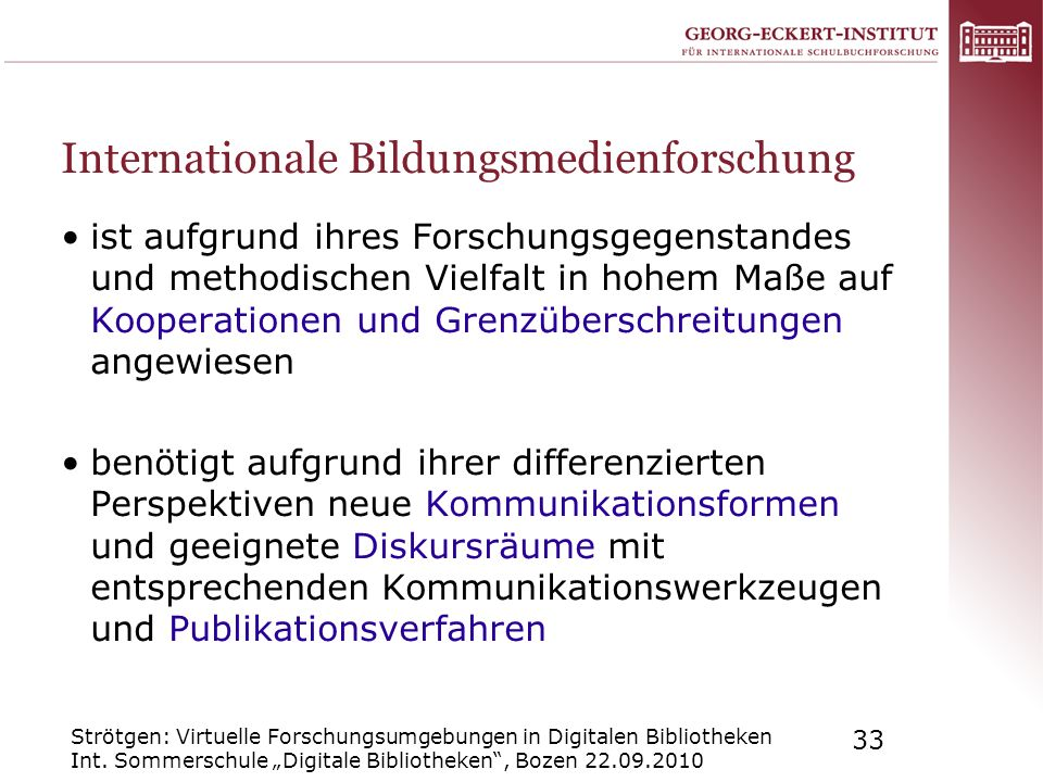 Internationale Bildungsmedienforschung