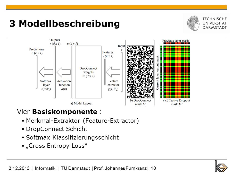 3 Modellbeschreibung Vier Basiskomponente :