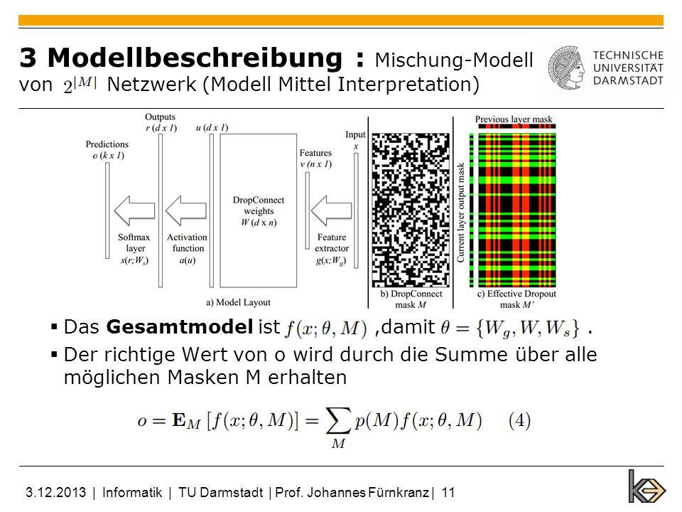 3 Modellbeschreibung : Mischung-Modell von Netzwerk (Modell Mittel Interpretation)