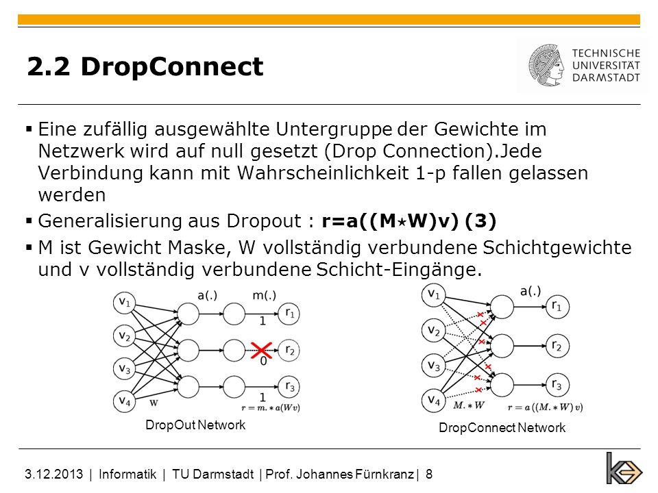 2.2 DropConnect