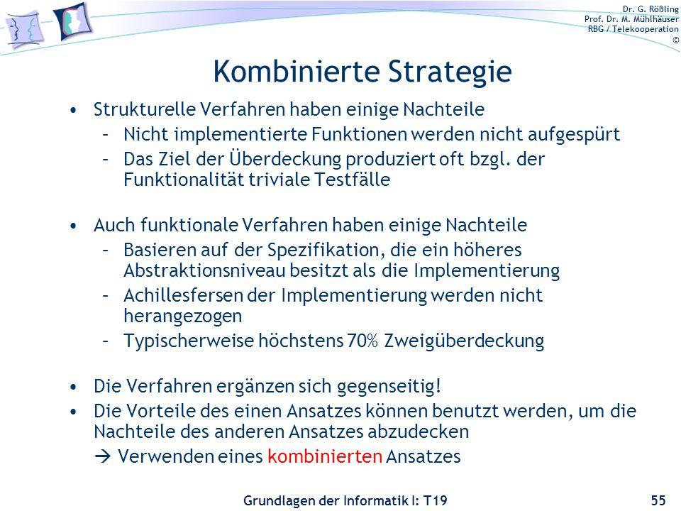 Kombinierte Strategie