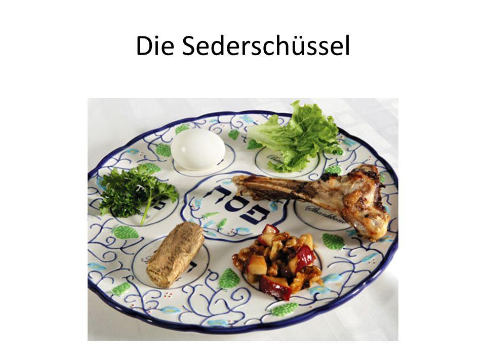 Die Sederschüssel