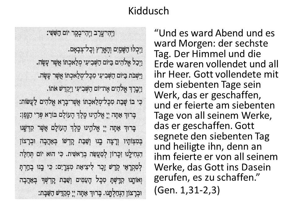 Kiddusch