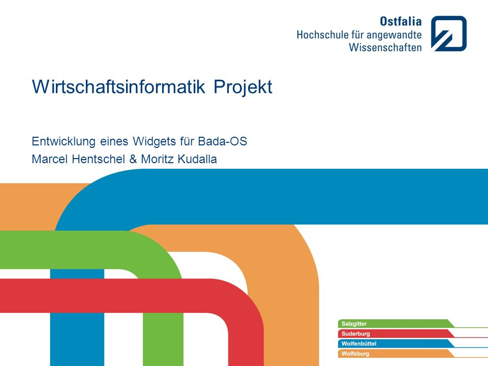 Wirtschaftsinformatik Projekt