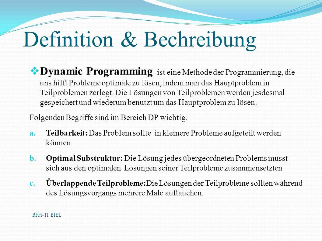 Definition & Bechreibung