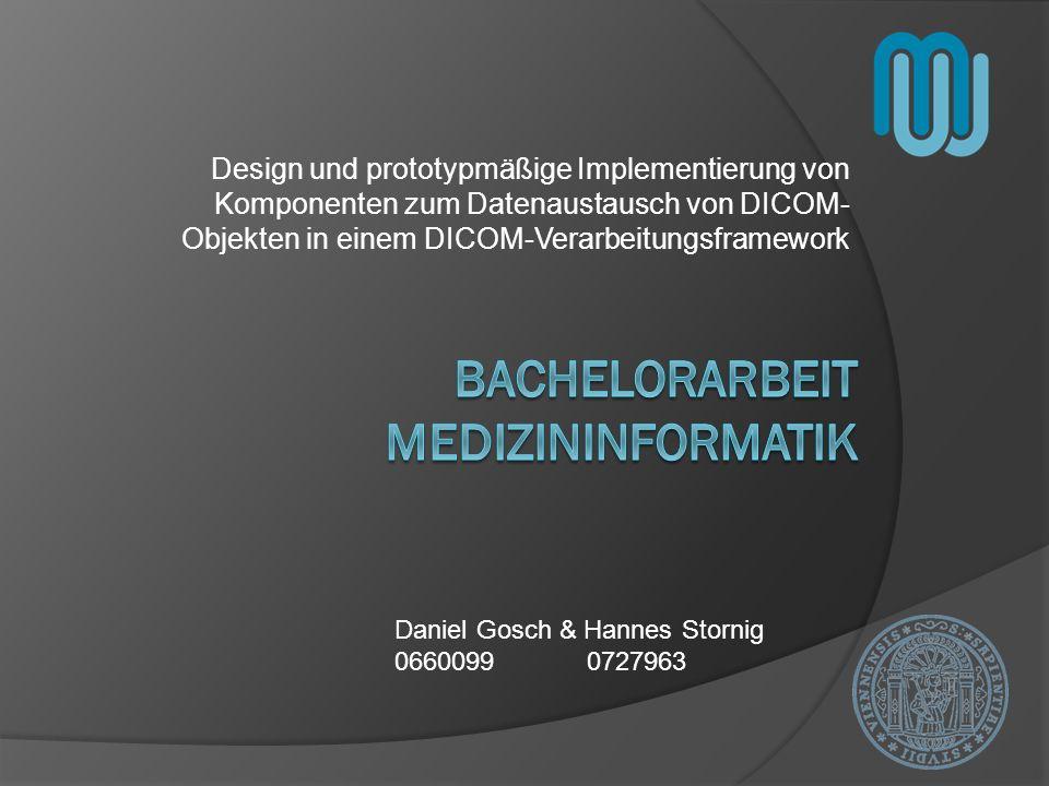 Bachelorarbeit Medizininformatik