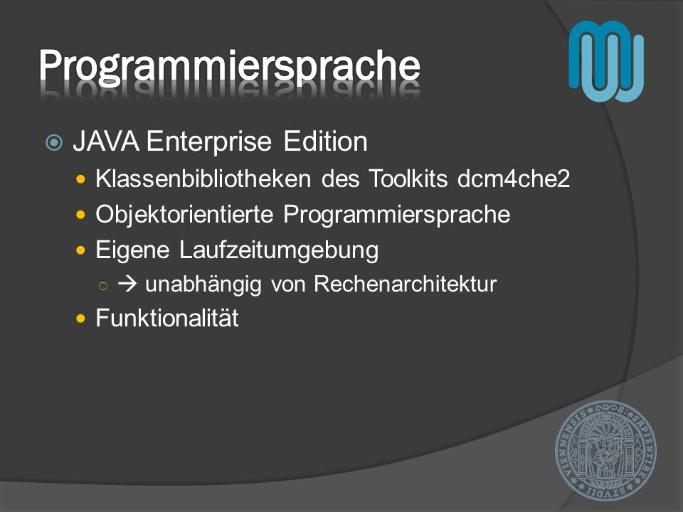 Programmiersprache JAVA Enterprise Edition