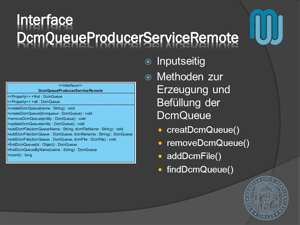 Interface DcmQueueProducerServiceRemote