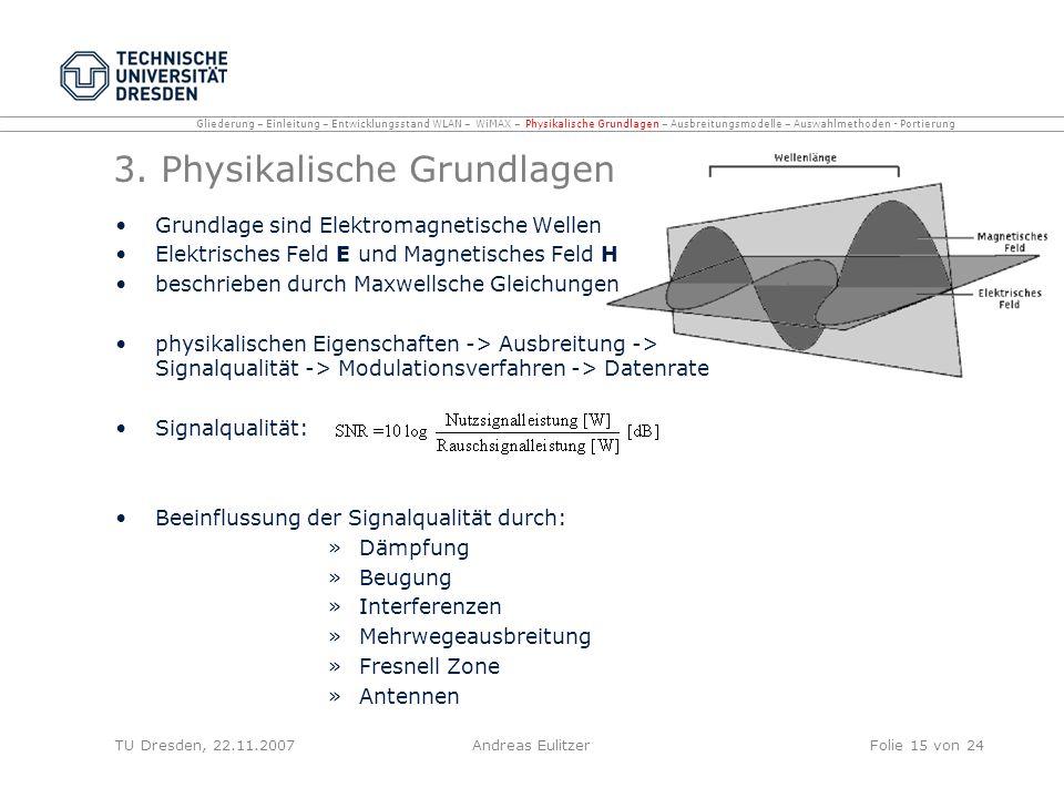 3. Physikalische Grundlagen