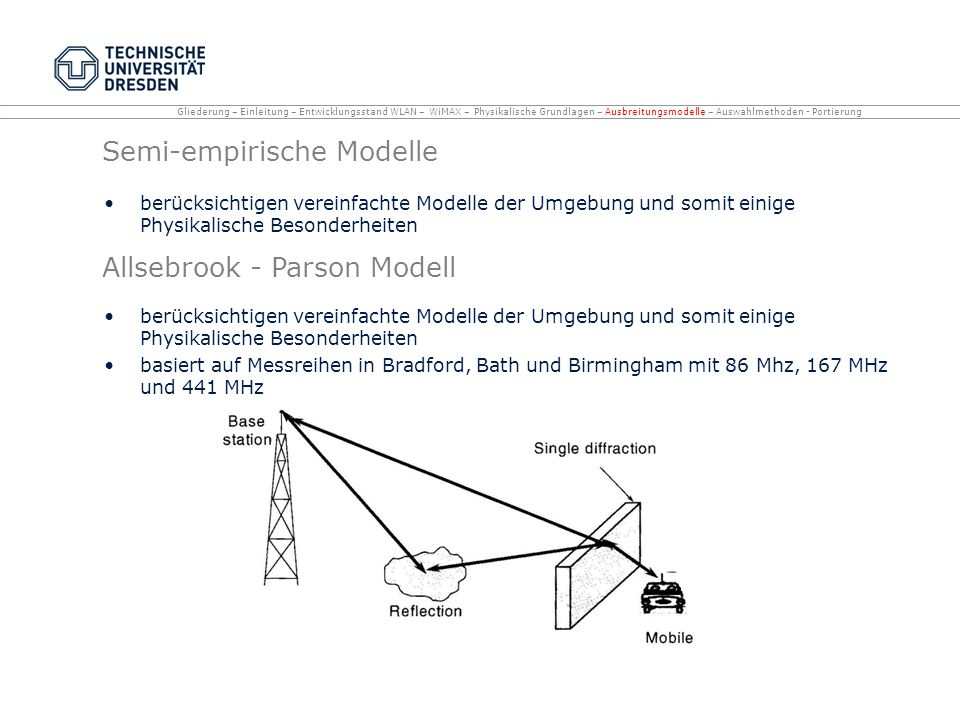 Semi-empirische Modelle