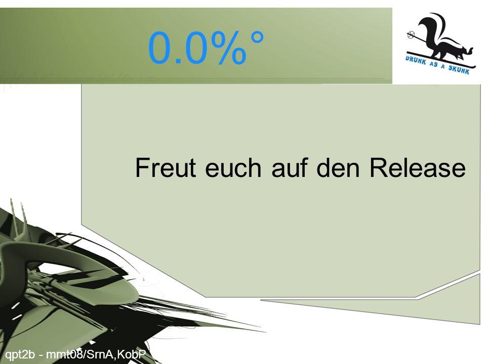 0.0%° Freut euch auf den Release qpt2b - mmt08/SrnA,KobP