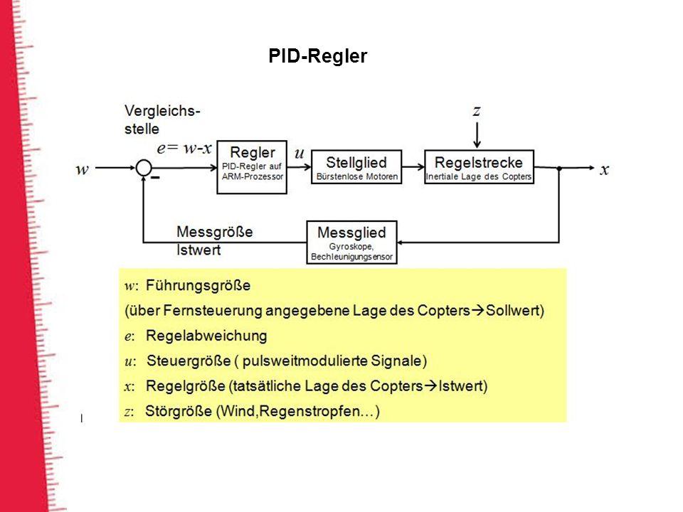 PID-Regler