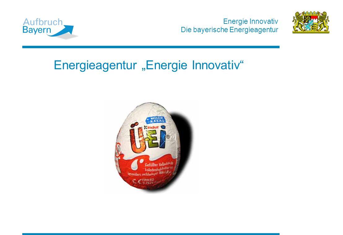 "Energieagentur ""Energie Innovativ"