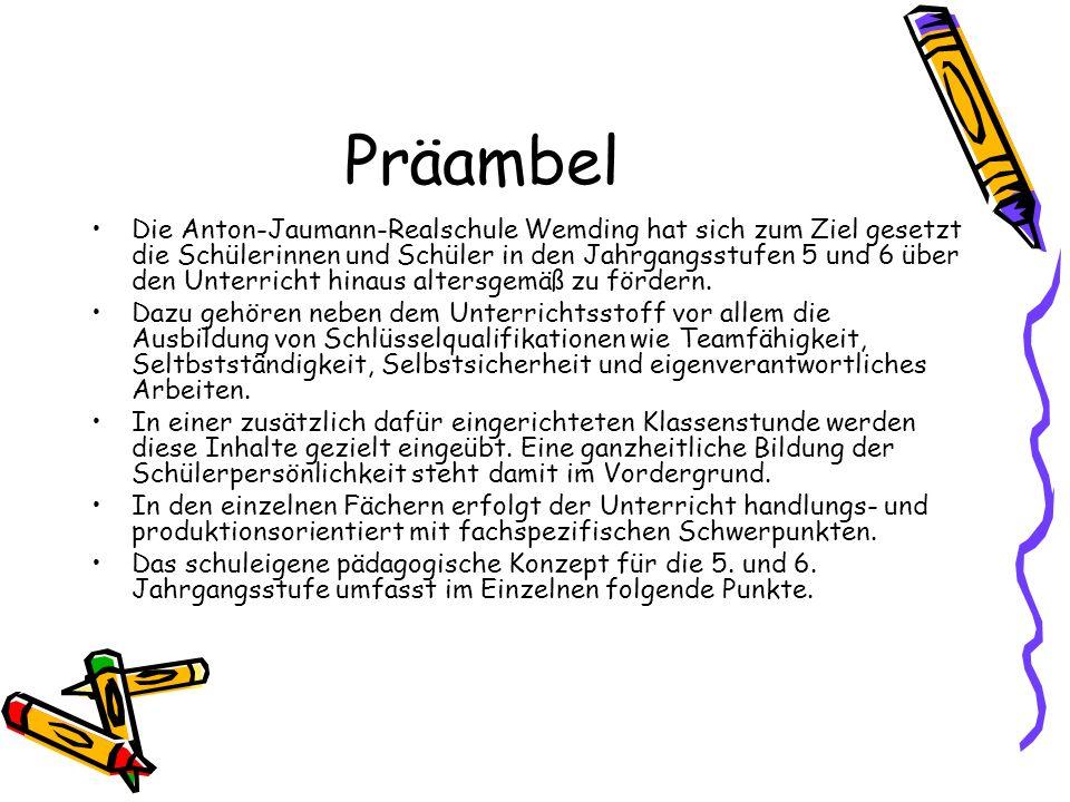 Präambel