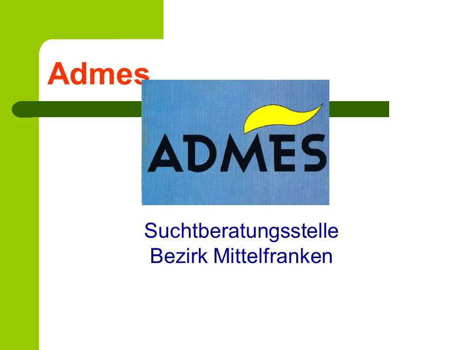 Suchtberatungsstelle Bezirk Mittelfranken