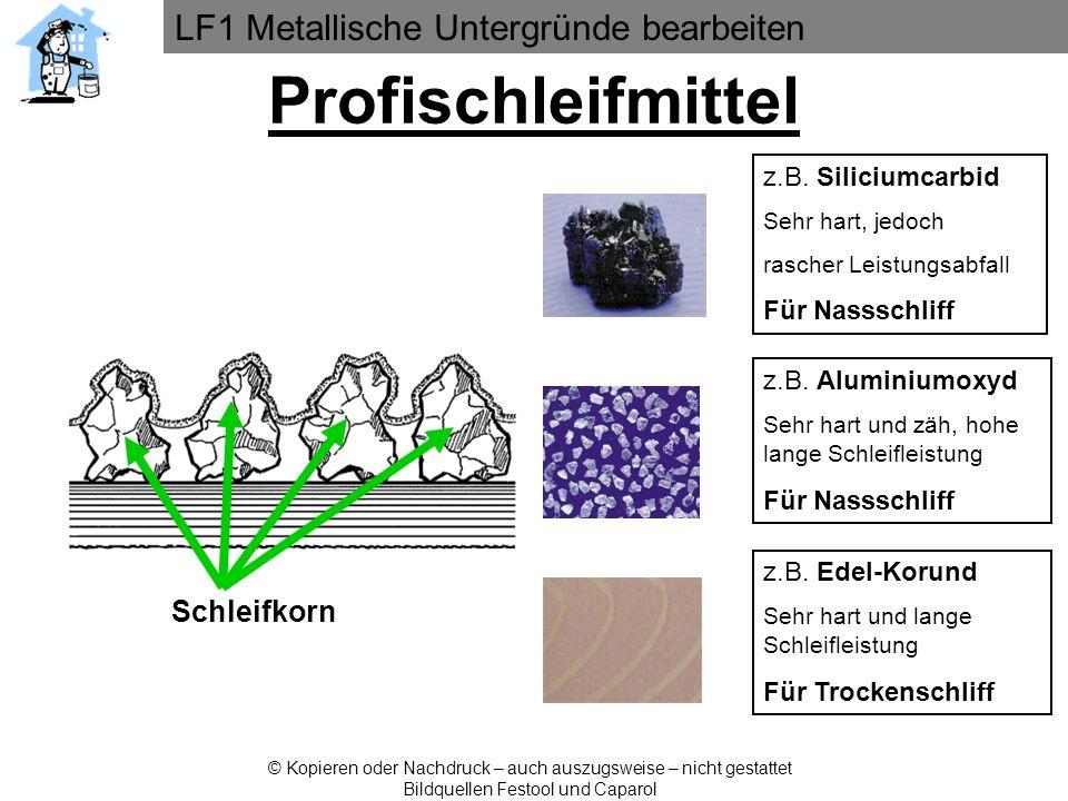 Profischleifmittel Schleifkorn z.B. Siliciumcarbid Für Nassschliff