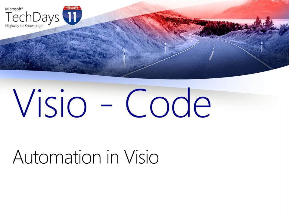 Visio - Code Automation in Visio