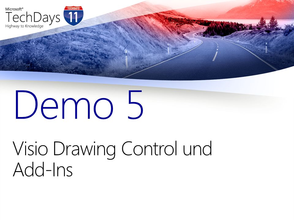 Visio Drawing Control und Add-Ins