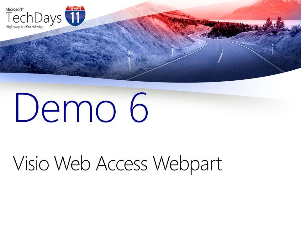 Visio Web Access Webpart