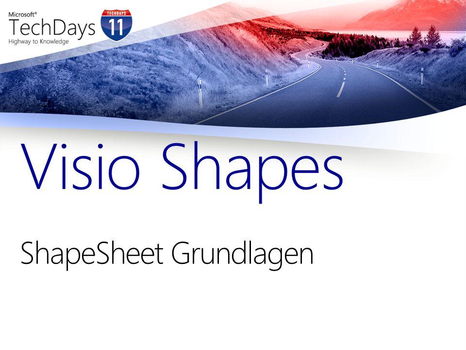 ShapeSheet Grundlagen