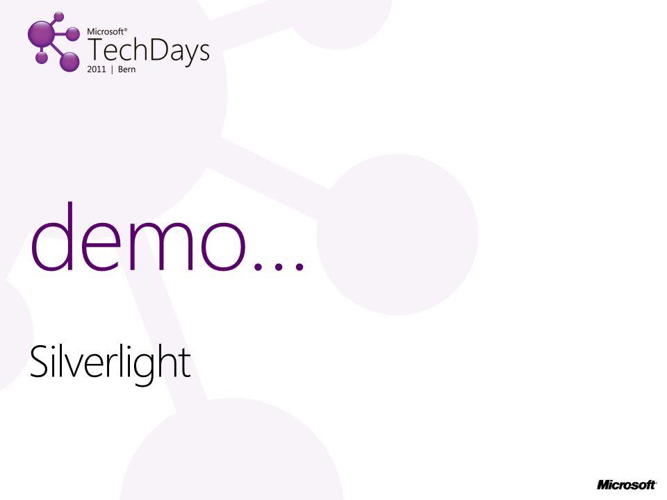 demo… Silverlight