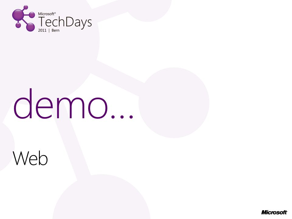 demo… Web