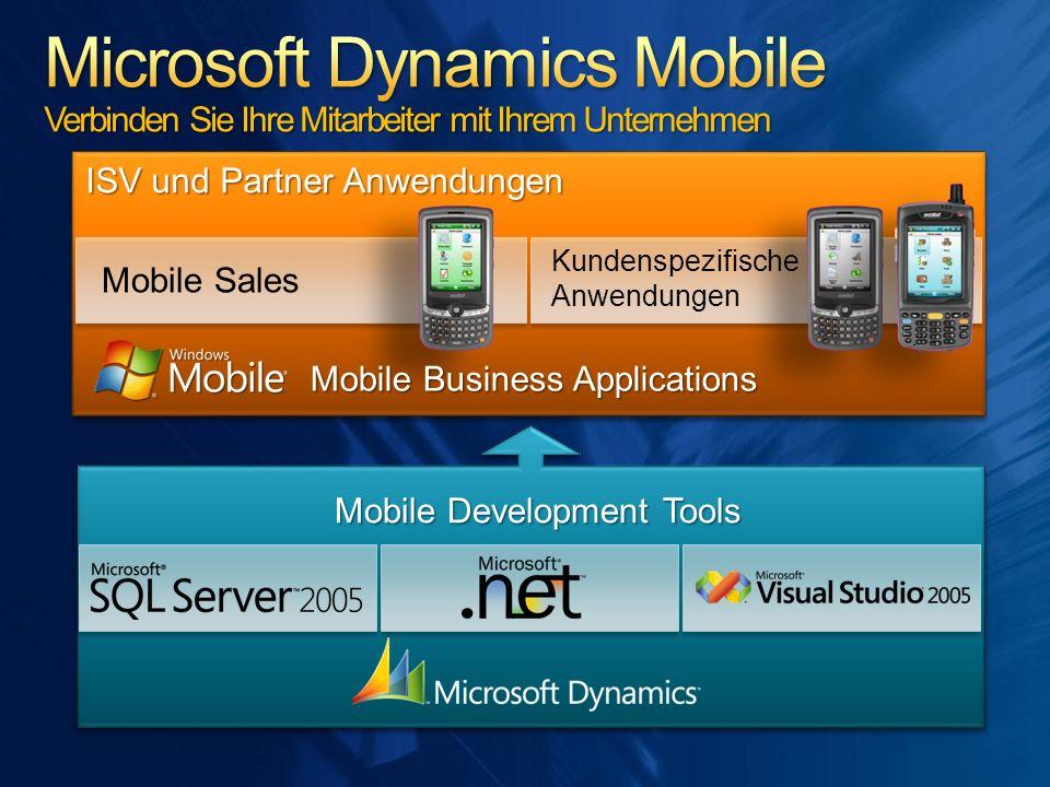 Microsoft Dynamics Mobile Verbinden Sie Ihre Mitarbeiter mit Ihrem Unternehmen
