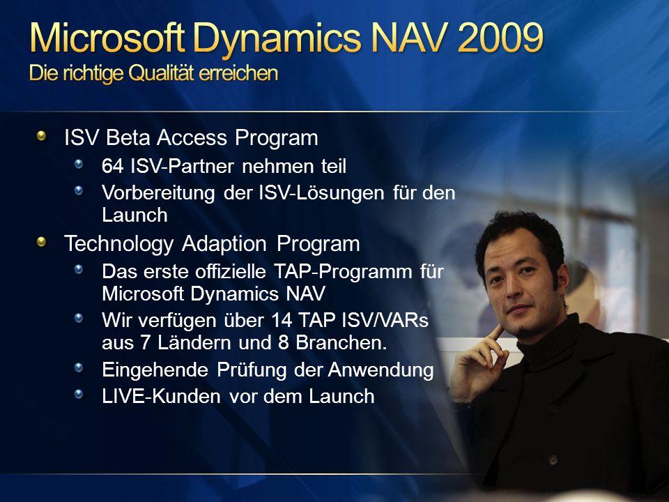 Microsoft Dynamics NAV 2009 Die richtige Qualität erreichen