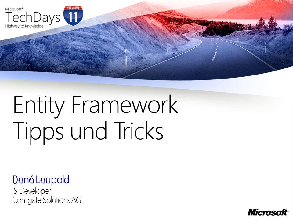 Entity Framework Tipps und Tricks