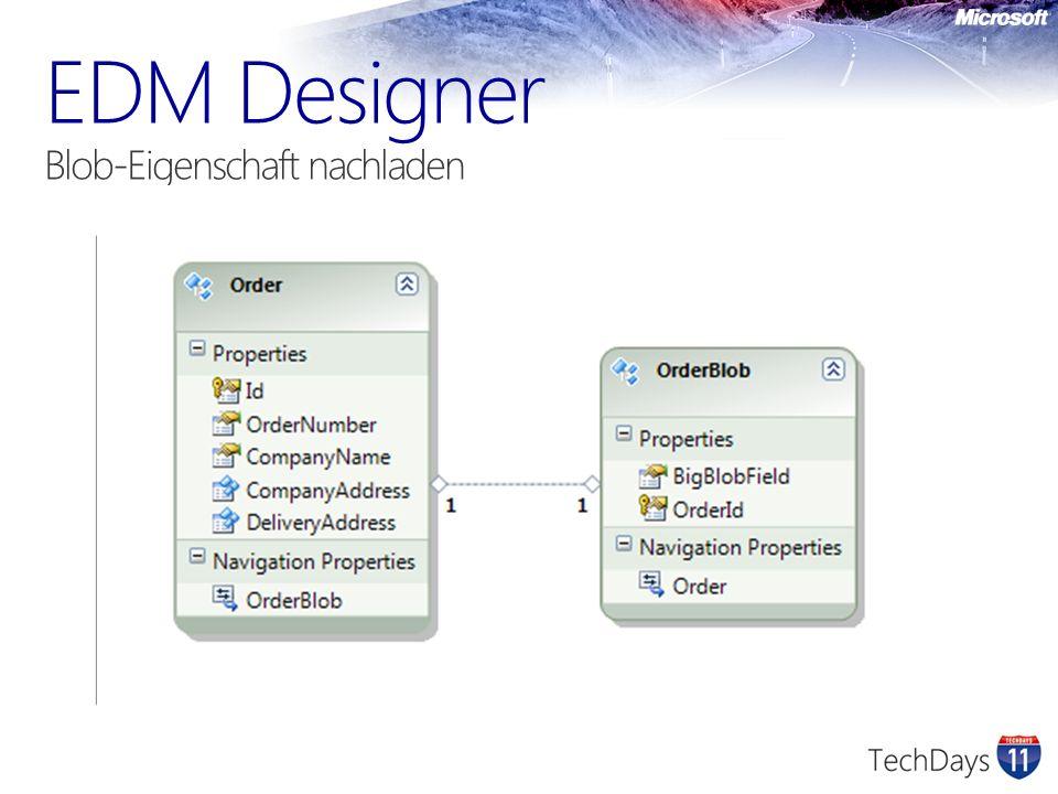EDM Designer Blob-Eigenschaft nachladen