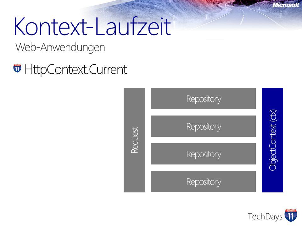 Kontext-Laufzeit Web-Anwendungen