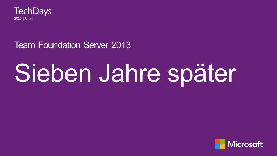 Team Foundation Server 2013