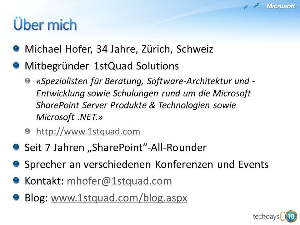 Über mich Michael Hofer, 34 Jahre, Zürich, Schweiz