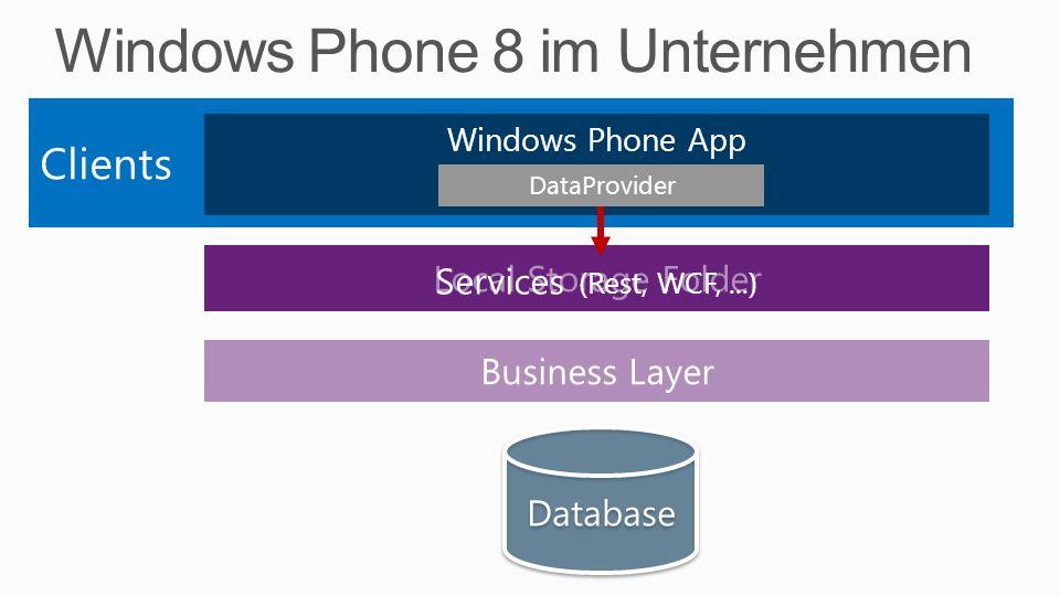 Windows Phone 8 im Unternehmen