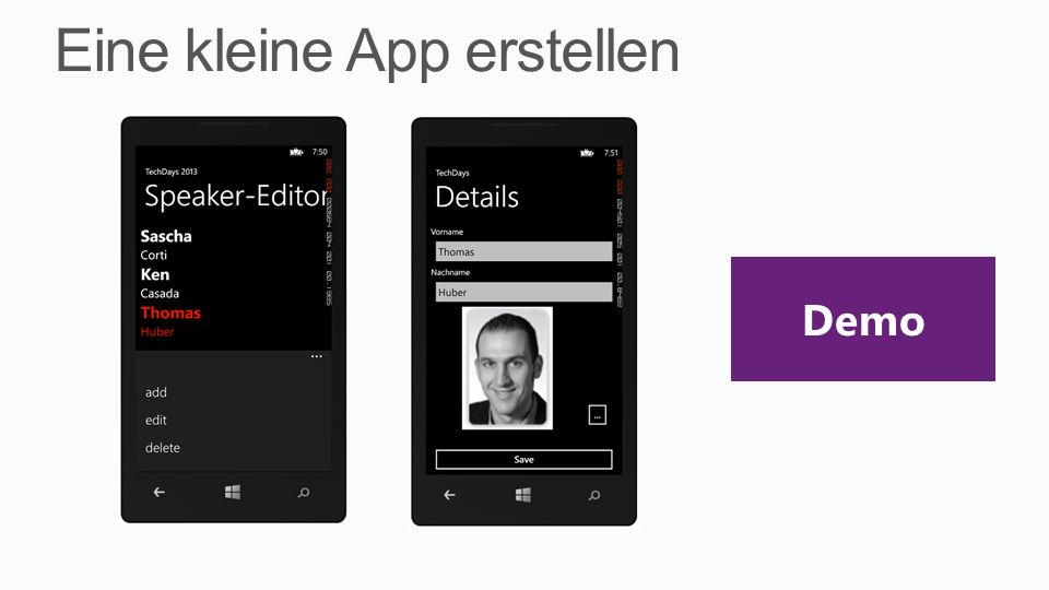 entwickeln von windows phone unternehmens apps ppt herunterladen. Black Bedroom Furniture Sets. Home Design Ideas
