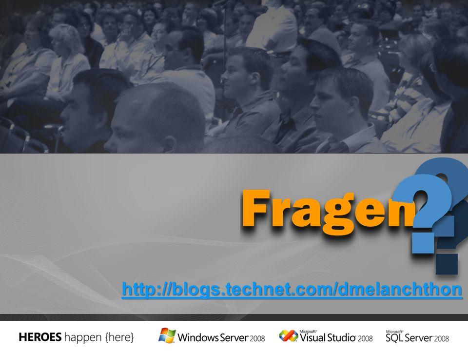 http://blogs.technet.com/dmelanchthon