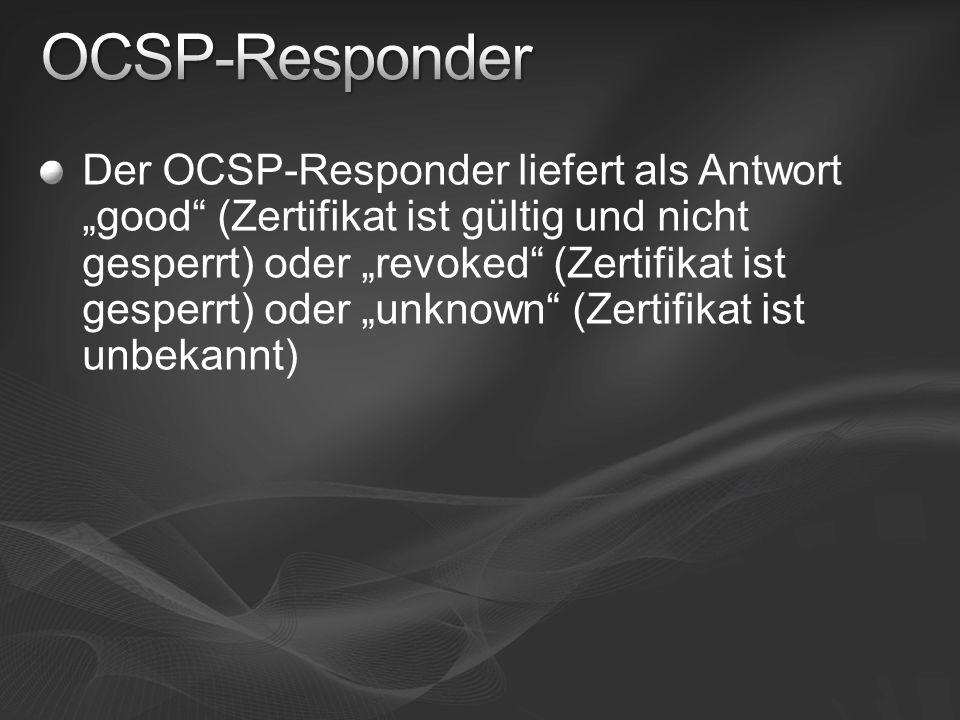 OCSP-Responder