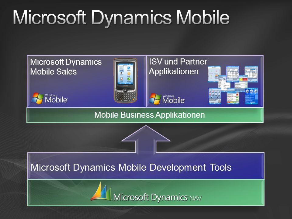 Microsoft Dynamics Mobile