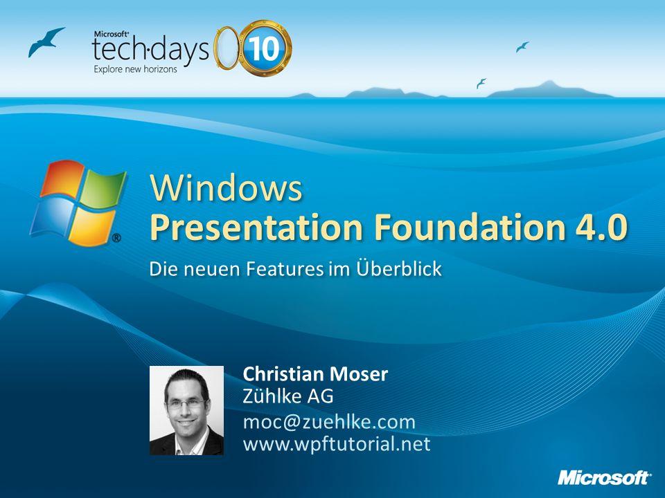 Presentation_title Die neuen Features im Überblick