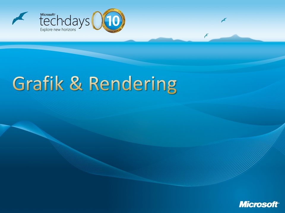 Grafik & Rendering