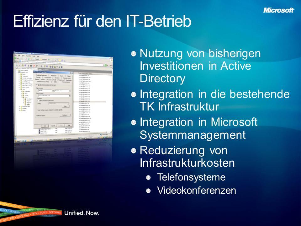 Effizienz für den IT-Betrieb