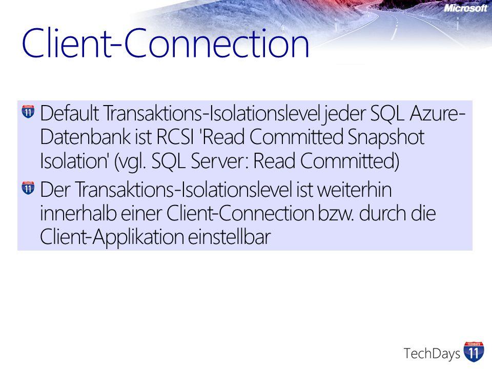 Client-Connection