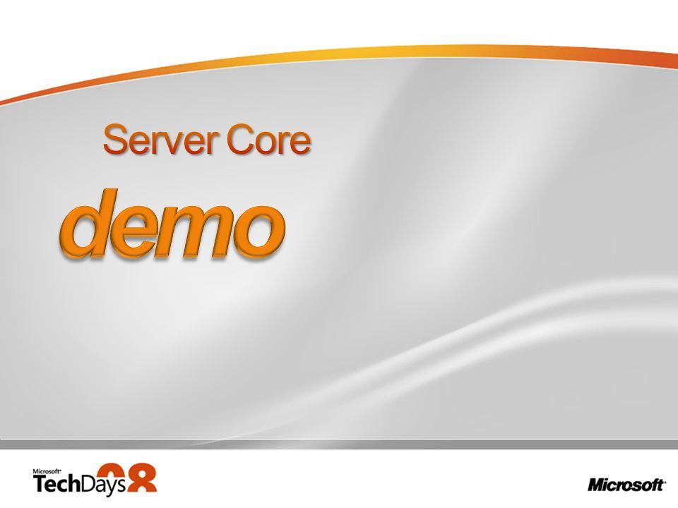 3/28/2017 8:11 PM Server Core. demo.