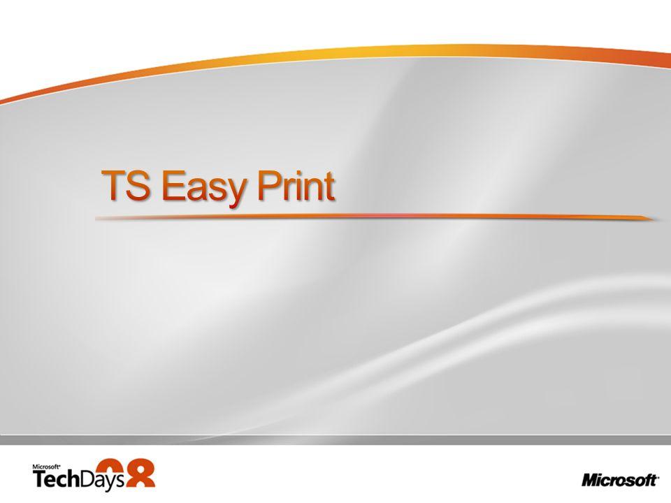 TS Easy Print
