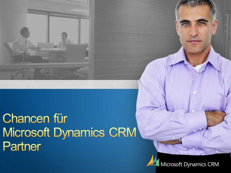 Chancen für Microsoft Dynamics CRM Partner