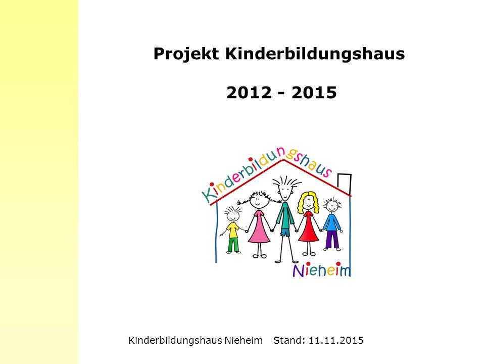Projekt Kinderbildungshaus